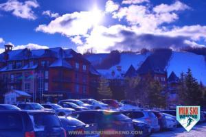 MLK Ski Weekend Grand Georgian at Blue Mountain Ski Resort