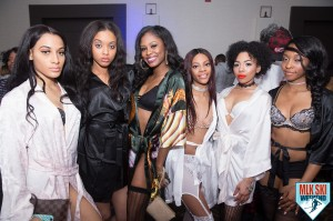 MLK Ski Weekend 2017 Black Ski Weekend sexy lingerie ladies PJ Party